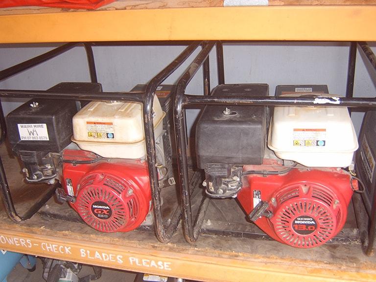 Equipment For Hire In The Waihi Waihi Beach Amp Paeroa Regions