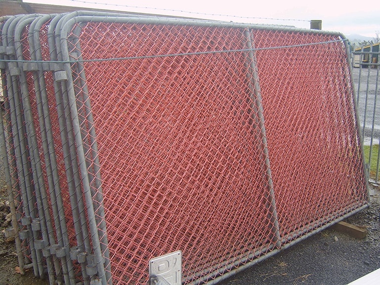 Construction Fencing Panels