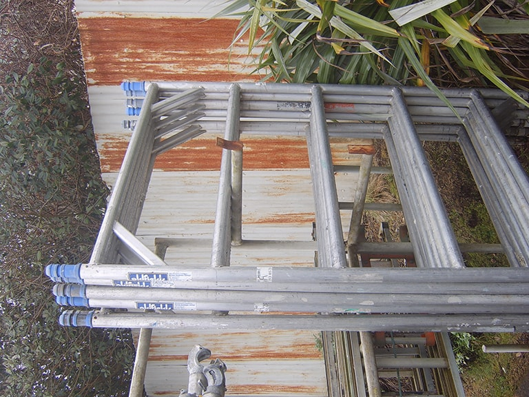 Mobile scaffold  1.2m, 1.6m, 2m ends