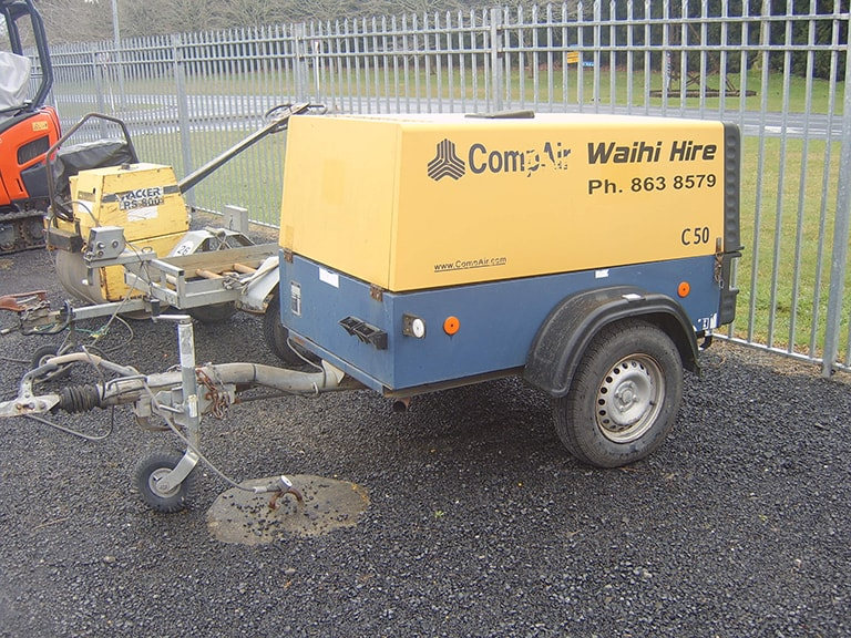 Compair compressor 175cfm